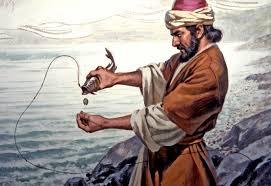 Fish Stories/Peter's Big Catch
